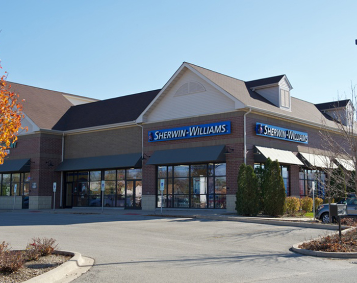 Sherwin Williams Principle Construction Corp